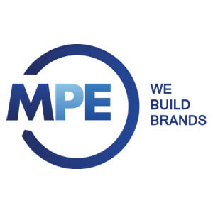 MPE We Build Brands logo Partnership with Knowledge Innovation Center